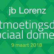 JB Lorenz ontmoetingsdag sociaal domein - Viacryp